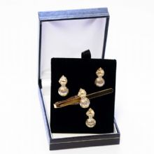 RHF - Cufflinks, Tie Slide or Boxed Set from